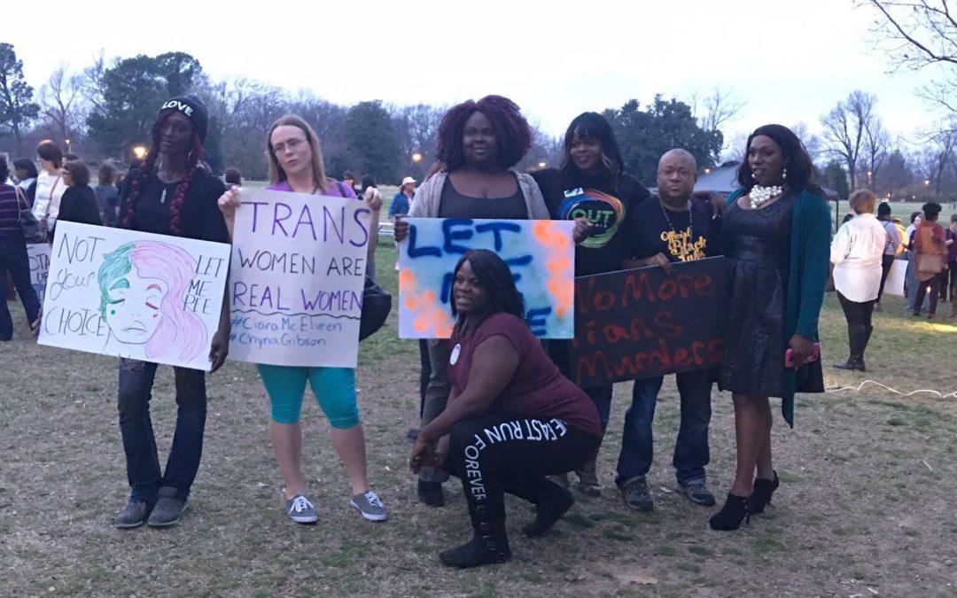 Join us for Transgender Tuesday Tea (4/18)