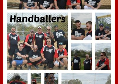 Handballers 2014