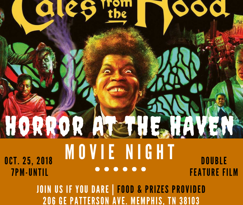 Celebrate Halloween with Horror at the Haven (10/25)