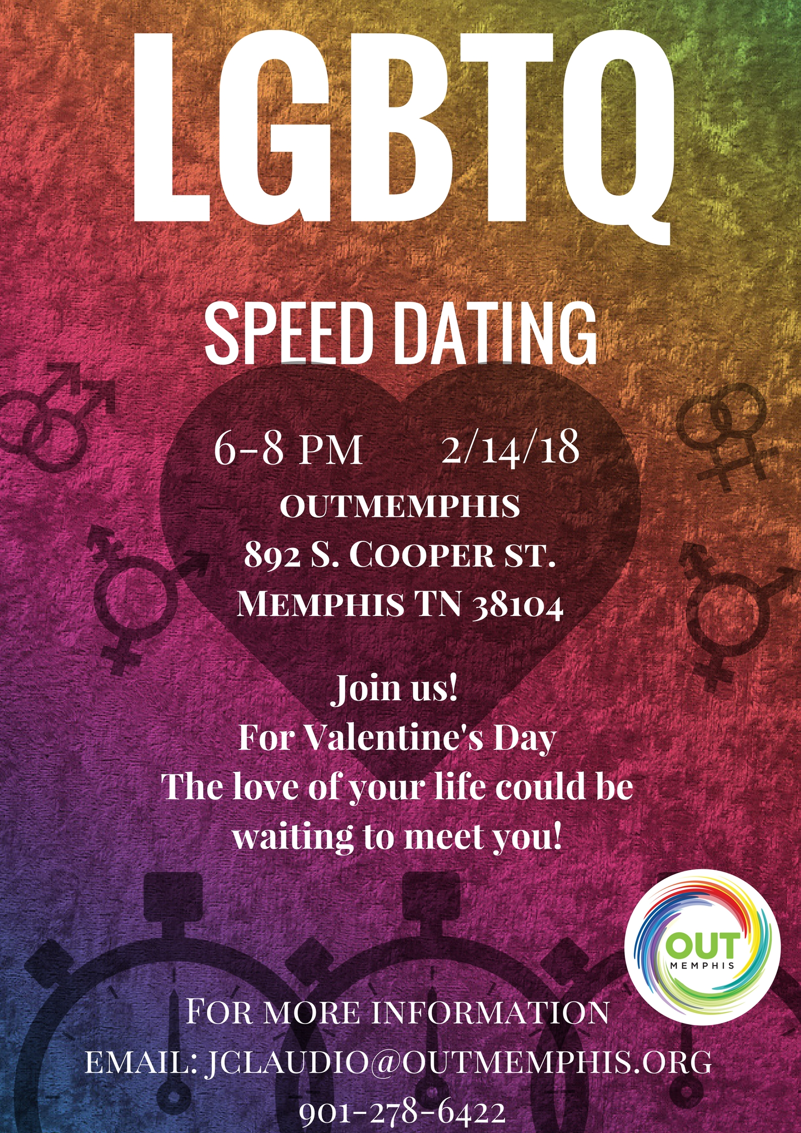 Lgbtq speed dating houston