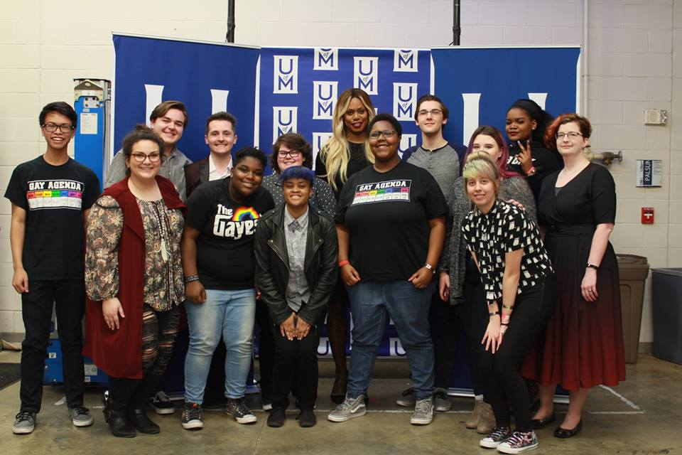 A Huge Thank You to the Stonewall Tigers at University of Memphis