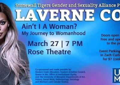 Laverne Cox event