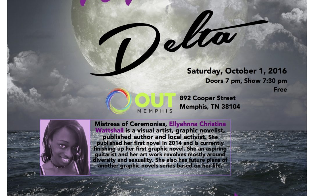 MISTER DELTA: Memphis's First Transmasculine Style and Swagger Competition