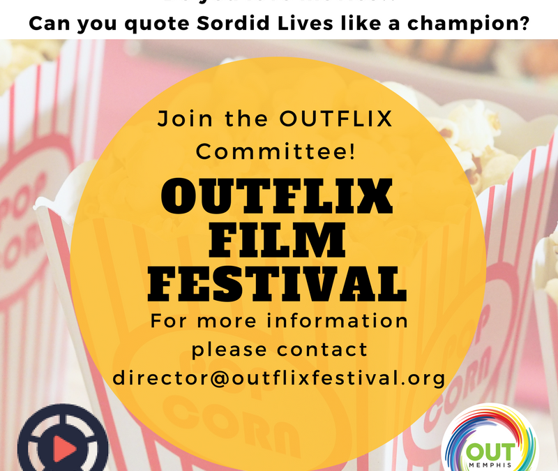 Join the Outflix 2018 Committee!