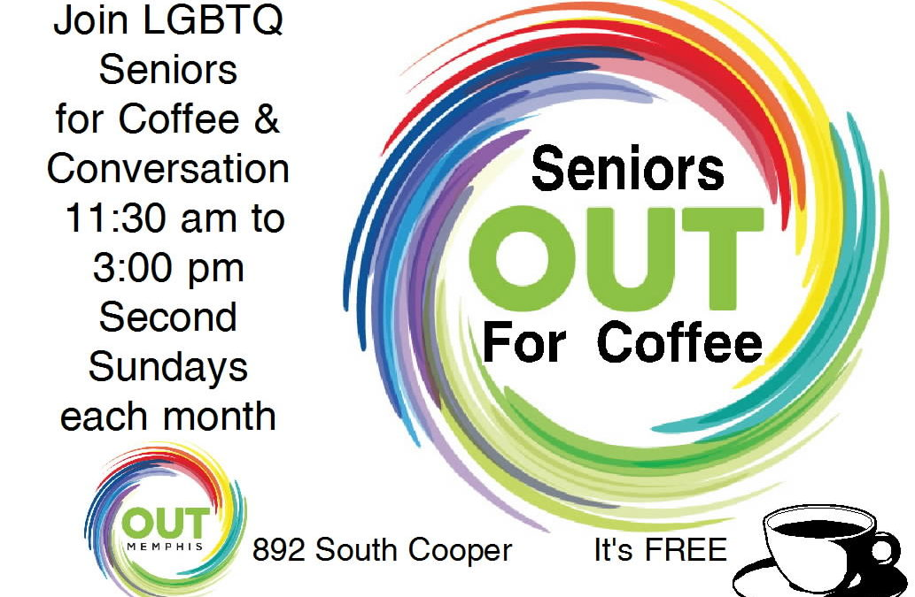 Seniors OUT for Coffee THIS SUNDAY (5/14)