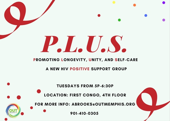 P.L.U.S: An empowerment group for LGBTQ people living with HIV