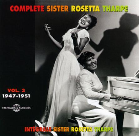 Women's History Month Spotlight: Sister Rosetta Tharpe