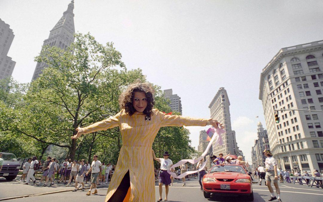 LGBTQ Pride Month Spotlight: Sylvia Rivera
