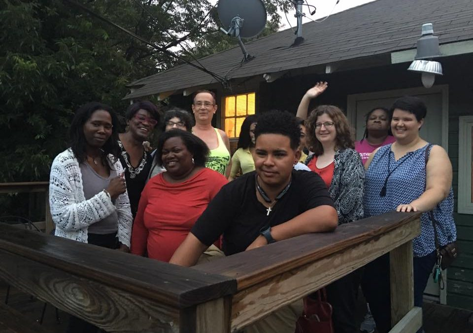 Meet new LGBTQ Friends at Women's Potluck
