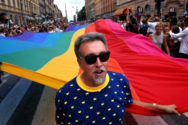 LGBTQ Pride Month Spotlight: Gilbert Baker