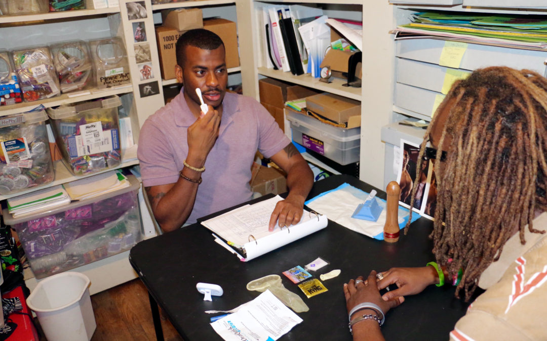 OUTMemphis Teams Up with Spectrum for HIV Testing (2/24)