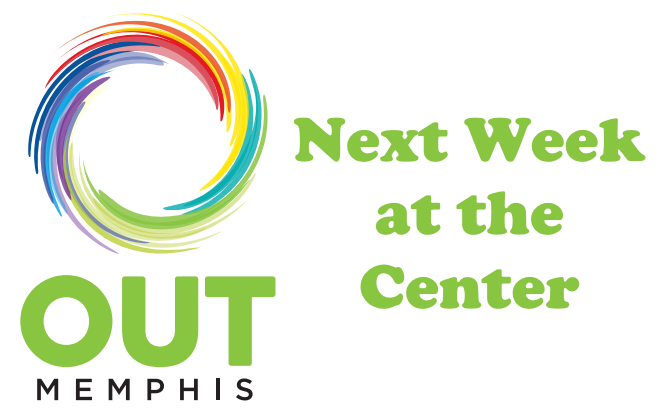 Next Week at OUTMemphis (7/23-7/27)