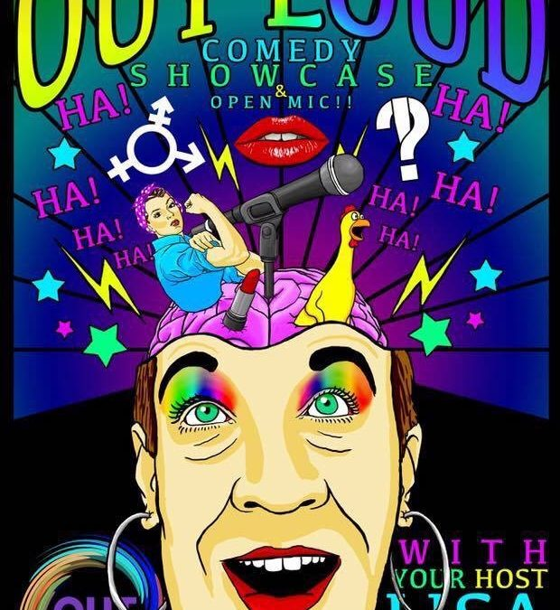 OUTLoud Comedy is Back! (Thursday, 3/30)